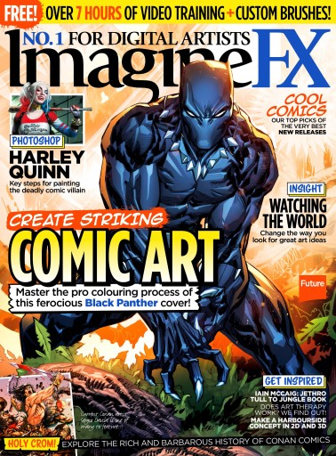 ImagineFX Preview