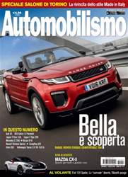 Automobilismo 7 2016 issue Automobilismo 7 2016