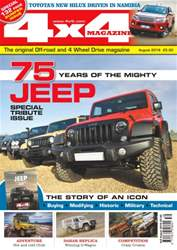75 Years Of The Mighty Jeep issue 75 Years Of The Mighty Jeep