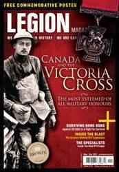 Legion Magazine Cover