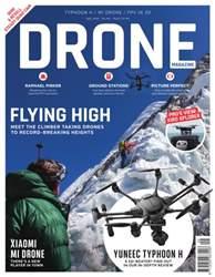 Drone Magazine Magazine Cover