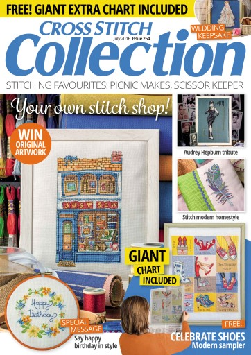 Cross Stitch Collection Preview