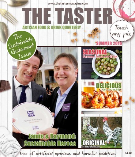 The Taster Magazine Digital Issue