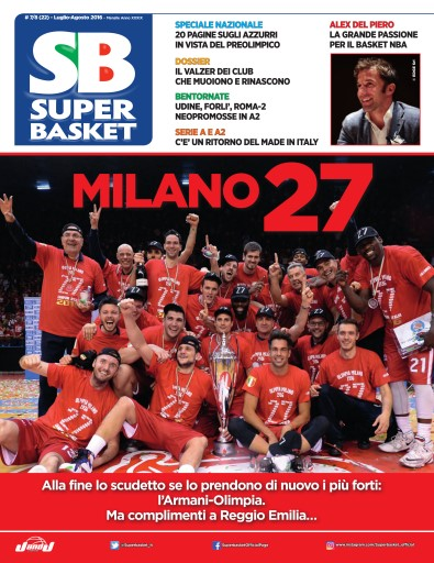 Superbasket Digital Issue