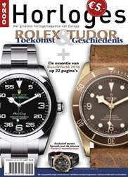0024 Horloges Magazine Cover