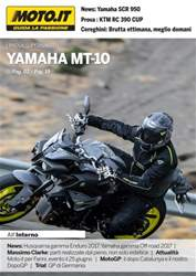 Moto.it Magazine N. 249 issue Moto.it Magazine N. 249