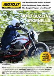Moto.it Magazine N. 2450 issue Moto.it Magazine N. 2450