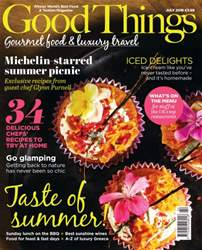 Good Things 22 - July 2016 issue Good Things 22 - July 2016