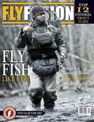 Fly Fusion Magazine Cover