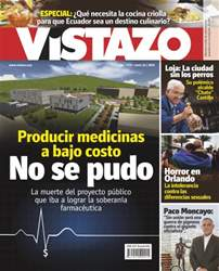 VISTAZO 1172 issue VISTAZO 1172