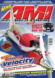 Aviation Modeller International Magazine Cover