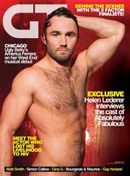 Gay Times Magazine Cover