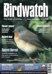 October 2004 issue October 2004