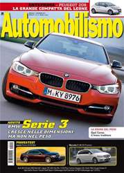 Automobilismo 12 2011 issue Automobilismo 12 2011