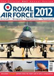 RAF 2012 issue RAF 2012