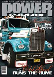 PowerTorque Magazine Cover