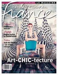 Rendez vous en France Australia Magazine Cover