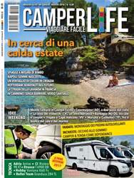 CamperLife Luglio/Agosto 2016_ In cerca di una calda estate issue CamperLife Luglio/Agosto 2016_ In cerca di una calda estate