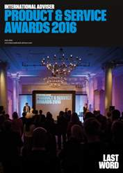 Product and Services Awards Guide July 2016 issue Product and Services Awards Guide July 2016
