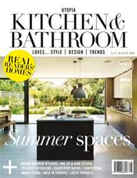 Utopia Kitchen & Bathroom August 2016 issue Utopia Kitchen & Bathroom August 2016