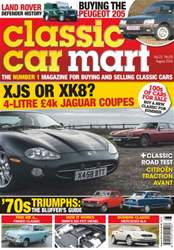 Vol. 22 No. 9 XJS or XK8?  issue Vol. 22 No. 9 XJS or XK8?