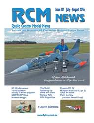 Radio Control Model News 137  issue Radio Control Model News 137