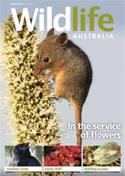 Wildlife Australia Magazine Winter 2016 issue Wildlife Australia Magazine Winter 2016