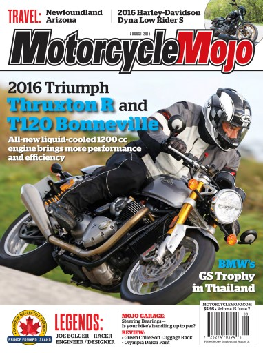 Motorcycle Mojo Preview