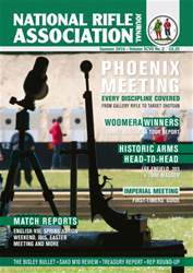 National Rifle Association Journal issue NRA Summer 2016