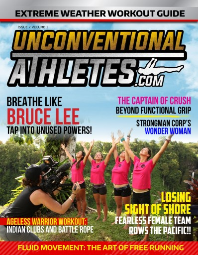 Unconventional Athletes Magazine Digital Issue