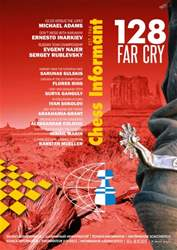 Chess Informant 128 Far Cry (June 2016) issue Chess Informant 128 Far Cry (June 2016)