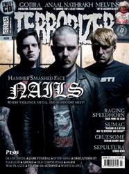 Terrorizer 272 - Nails issue Terrorizer 272 - Nails