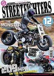 Streetfighters 2016 issue Streetfighters 2016