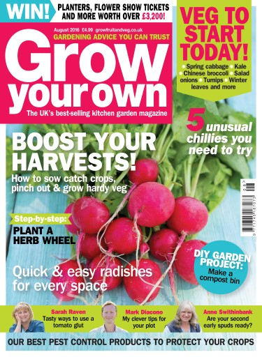Grow Your Own Digital Issue
