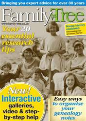 Family Tree August 2016 issue Family Tree August 2016