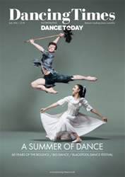 Dance Today issue Dance Today