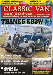 Vol. 16 No. 10 - Thames E83W issue Vol. 16 No. 10 - Thames E83W