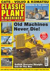 Vol. 14 No. 9 Old Machines Never Die issue Vol. 14 No. 9 Old Machines Never Die