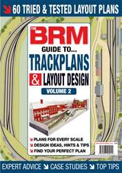 The BRM guide to Trackplans and Layout design (Volume 2) issue The BRM guide to Trackplans and Layout design (Volume 2)
