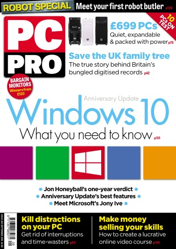 PC Pro Preview