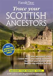 Trace your Scottish Ancestors issue Trace your Scottish Ancestors