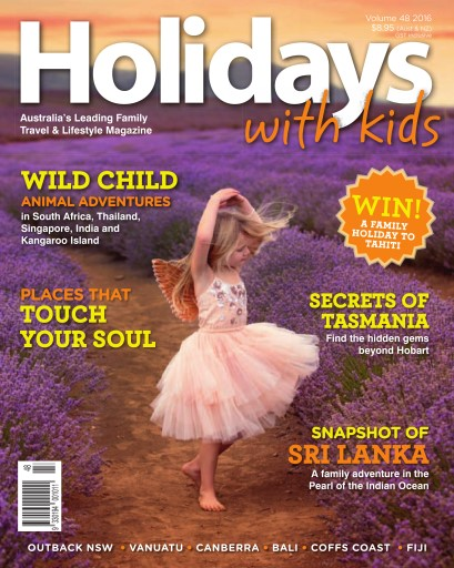 Holidays With Kids Digital Issue
