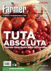 Zambian Farmer Magazine Cover