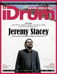iDrum August 2016 issue iDrum August 2016