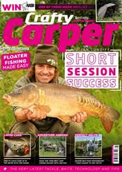 Crafty Carper August 2016 issue Crafty Carper August 2016