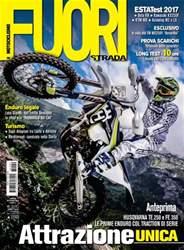 Motociclismo Fuoristrada 8-9 2016 issue Motociclismo Fuoristrada 8-9 2016
