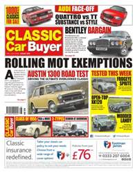 No. 339 Rolling MOT Exemptions issue No. 339 Rolling MOT Exemptions