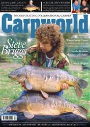 Carpworld Magazine Cover