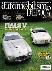 Automobilismo d'Epoca 7 2016 issue Automobilismo d'Epoca 7 2016