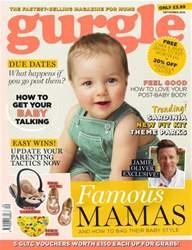 Gurgle Magazine Cover